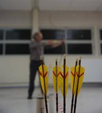 L'archer et ses flêches